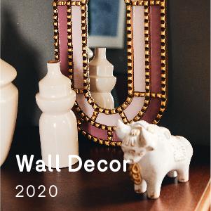 Decoración de pared Casa Allpa 2020