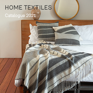 Textiles para el hogar de alpaca peruana